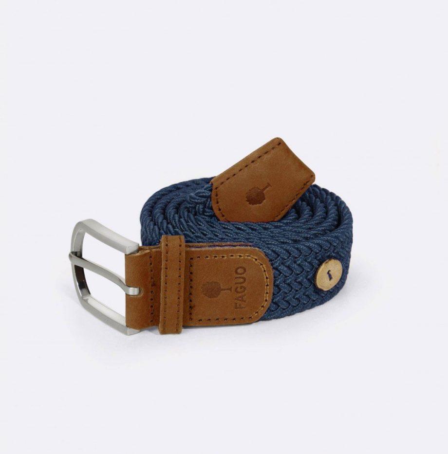 belt-ceinture-en-toile-bleu