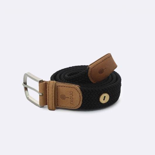 belt-ceinture-en-toile-noir