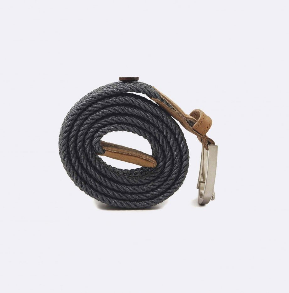 ceinture-tressee-en-polyester-belt-gris-fonce-2