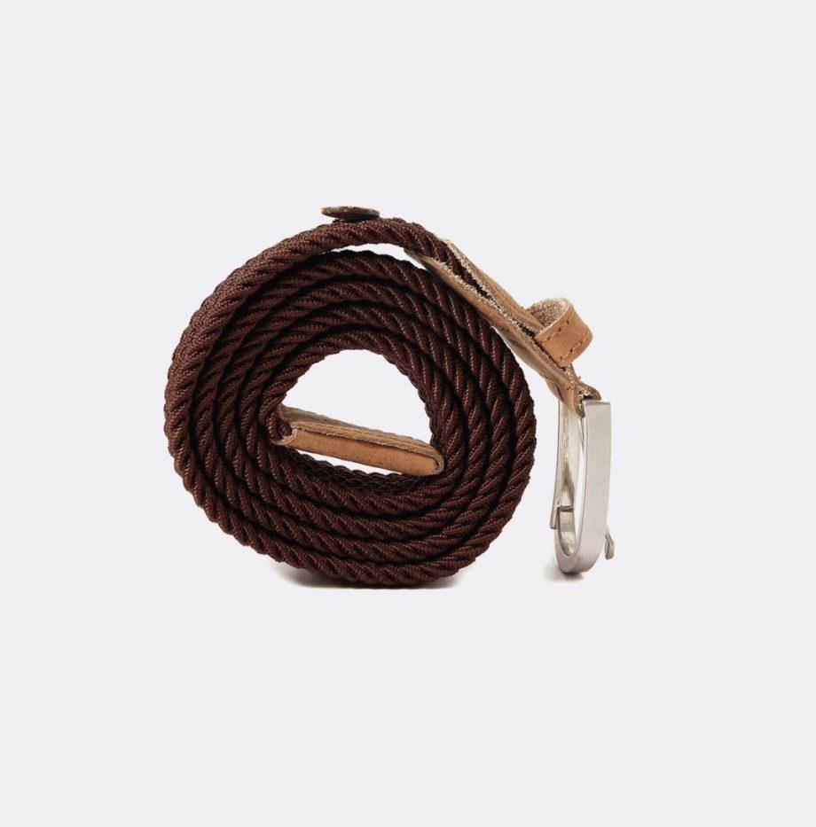 ceinture-tressee-en-polyester-belt-marron-2