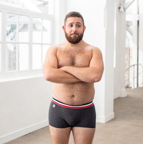 Boxer Le Slip Français Anthracite