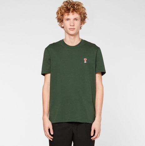 Tee-shirt Ami De Coeur Vert