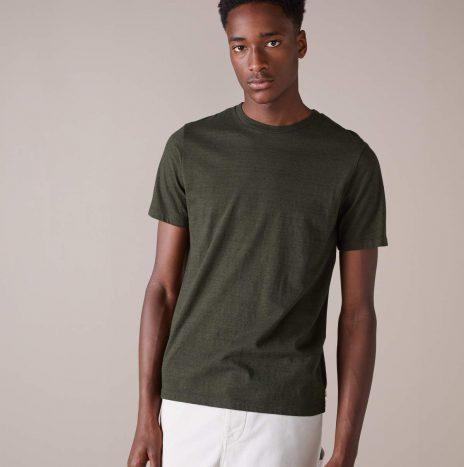 T-Shirt Bellerose Vole Dark Olive