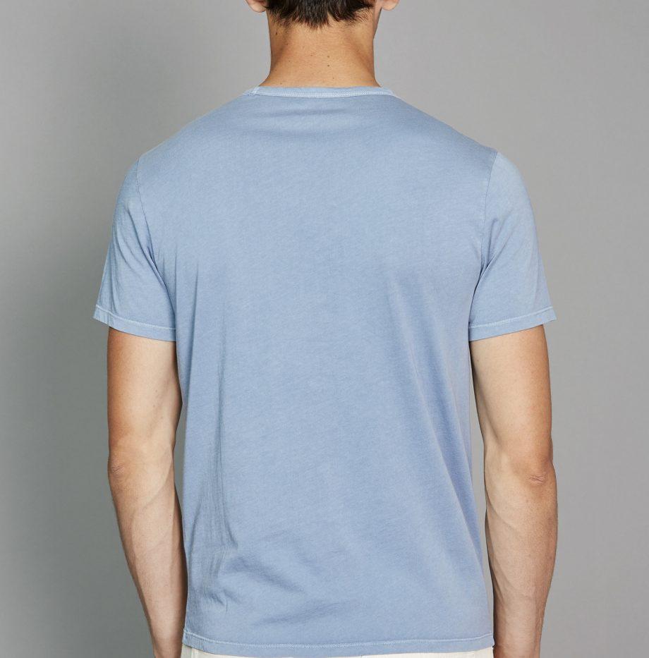 T-Shirt Jersey Leger Officine Générale North Sea