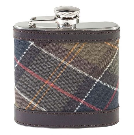 Barbour Hip Flask