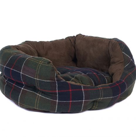 Barbour Luxury Dog Tartan