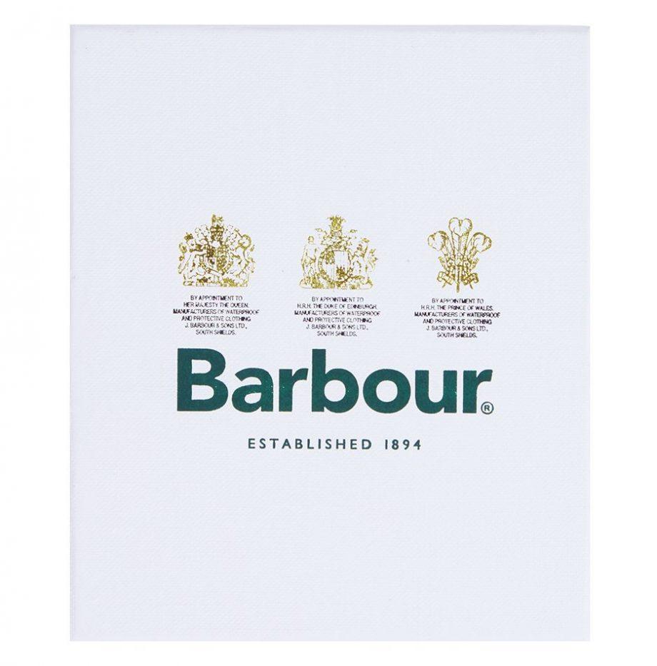 Barbour Tartan Manicure Kit