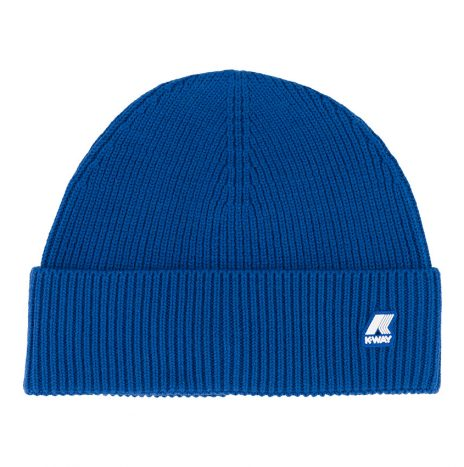 Bonnet K-Way Brice Blue Lapis