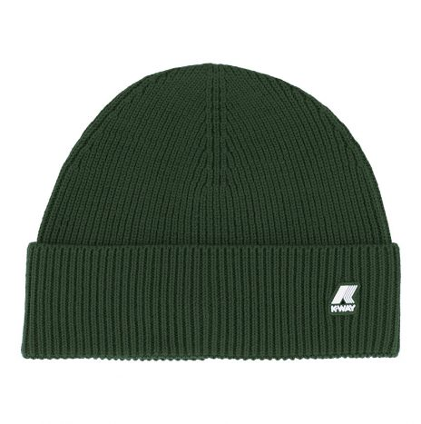 Bonnet K-Way Brice Green Dark Forest