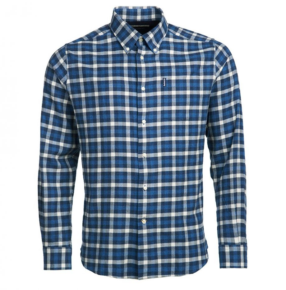 Chemise_Barbour_Country_Check_3_Navy_2