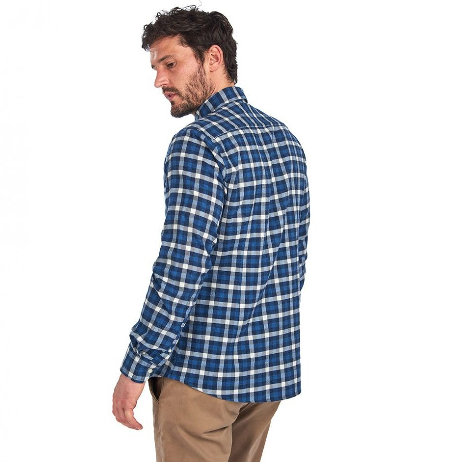 Chemise_Barbour_Country_Check_3_Navy_4