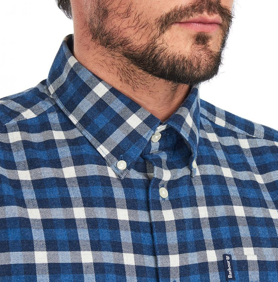 Chemise_Barbour_Country_Check_3_Navy_5