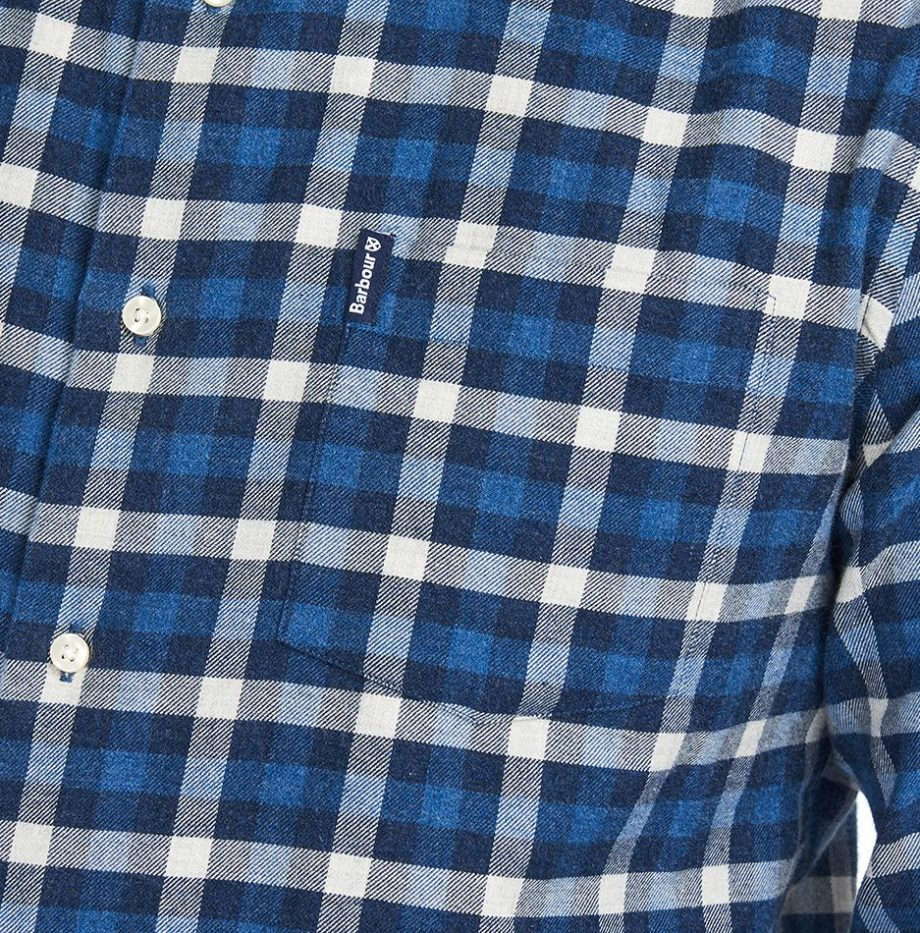 Chemise_Barbour_Country_Check_3_Navy_6