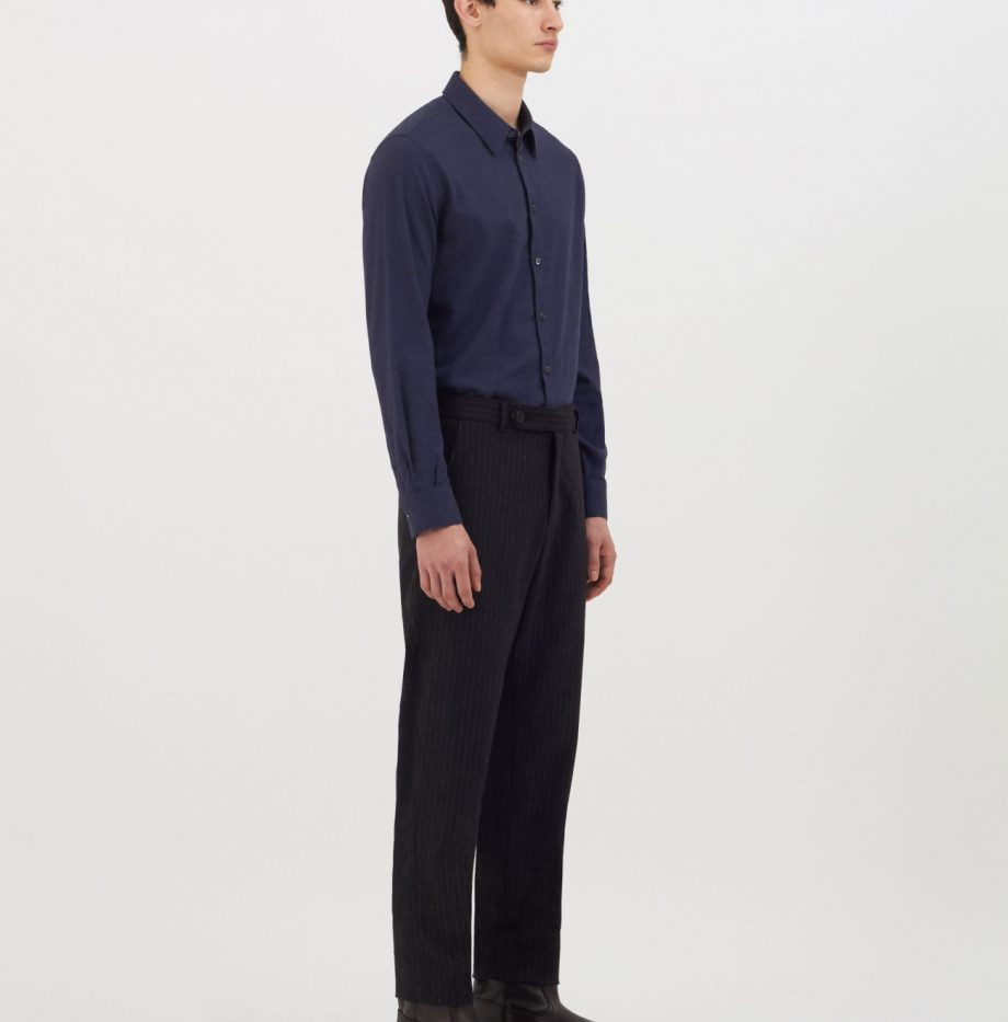 Chemise St Germain Editions M.R Navy