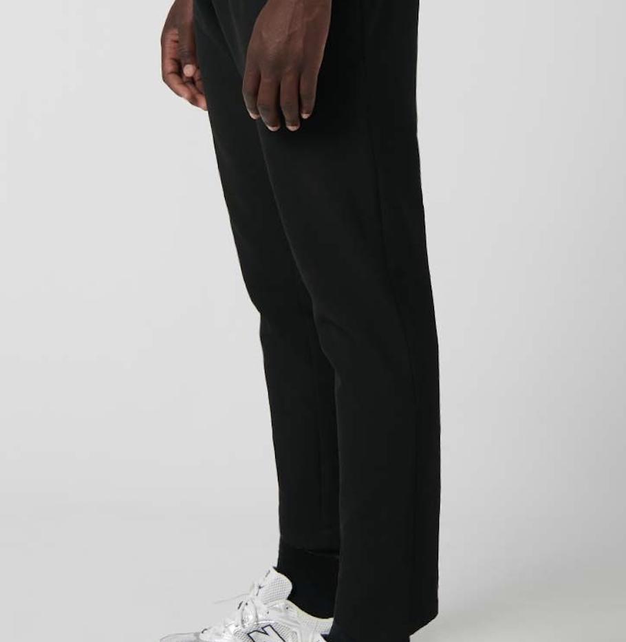 Pantalon Loreak Mendian Training Colette Noir_2