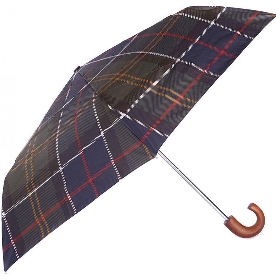 Parapluie_Barbour_Mini_Tartan_Classic