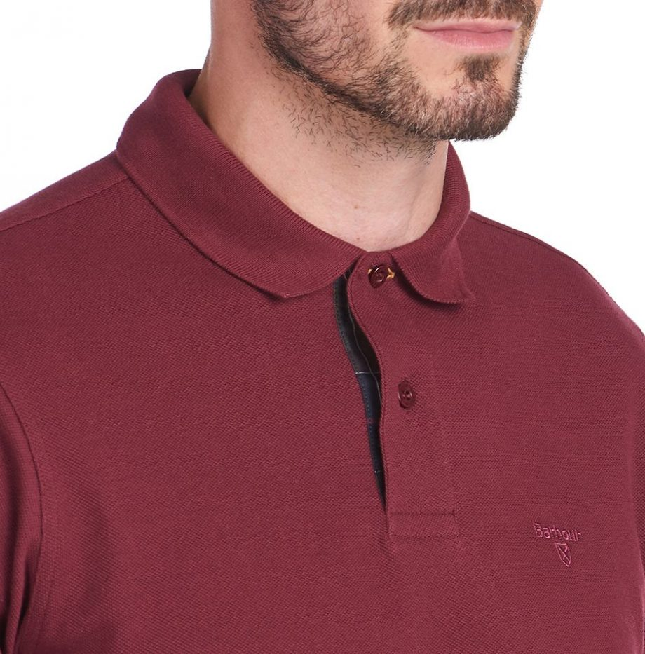 Polo_Barbour_Sports_Polo_Red_5