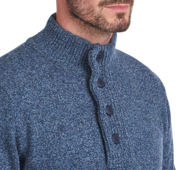 Pull_Barbour_Patch_Half_Inky_Blue_5