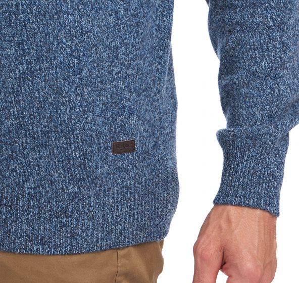 Pull_Barbour_Patch_Half_Inky_Blue_6
