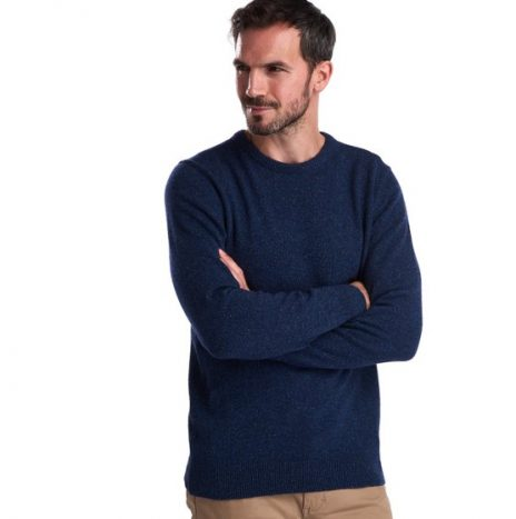 Pull Barbour Tisbury Deep Blue