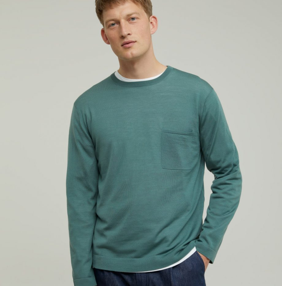 Pull_Maille_Fine_Closed_Sage