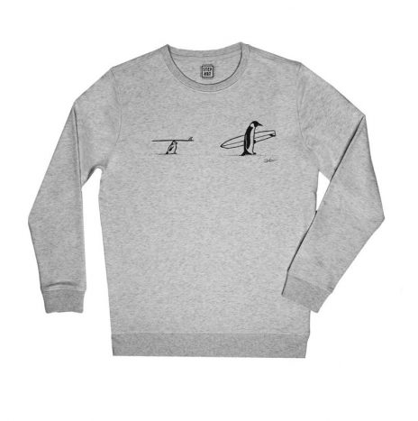 Sweat StepArt Father & Son Heather Grey