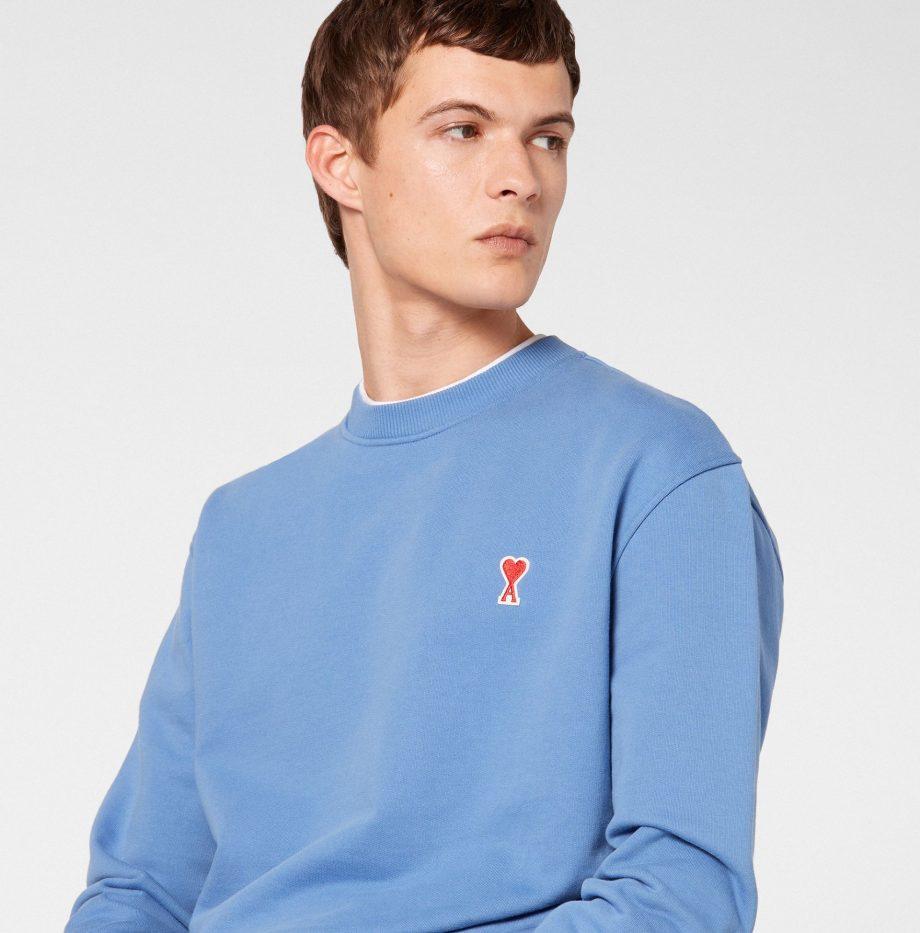 Sweatshirt_Ami_De_Coeur_Bleu_Ciel_5