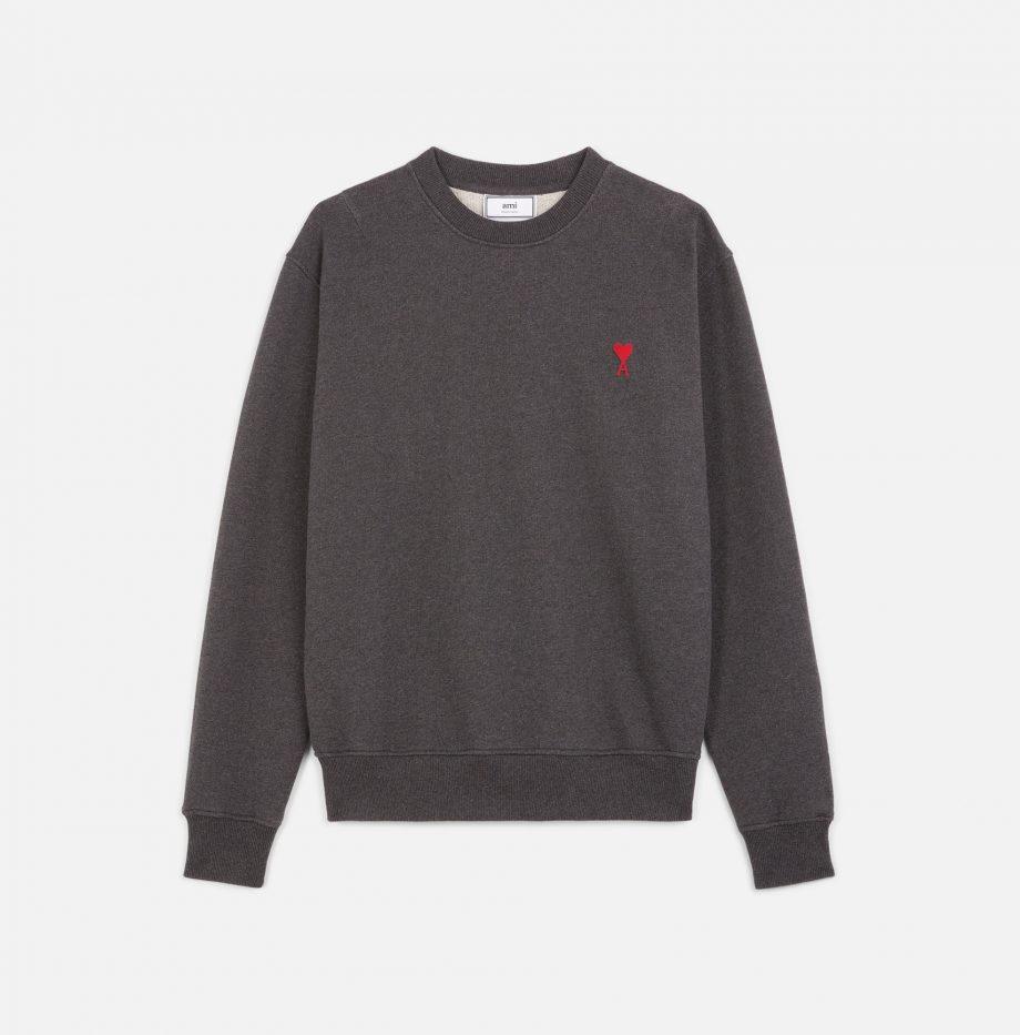 Sweatshirt_Ami_de_Coeur_Gris_Chiné_4