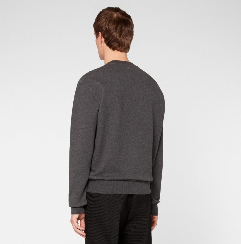 Sweatshirt_Ami_de_Coeur_Gris_Chiné_5