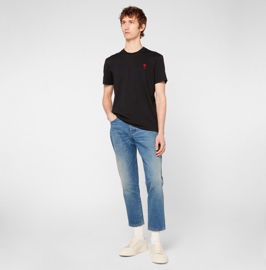 T-shirt_Ami_de_Coeur_Noir
