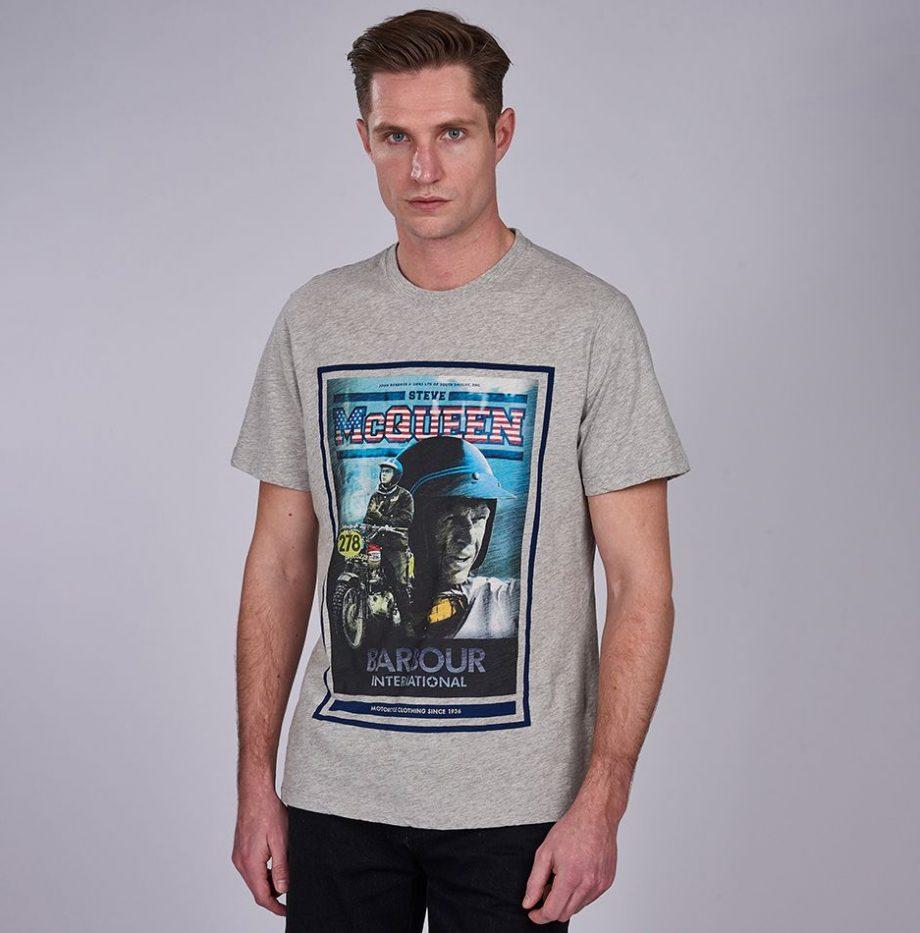 Tee-Shirt_Barbour_Steve_McQueen_Boon_Grey