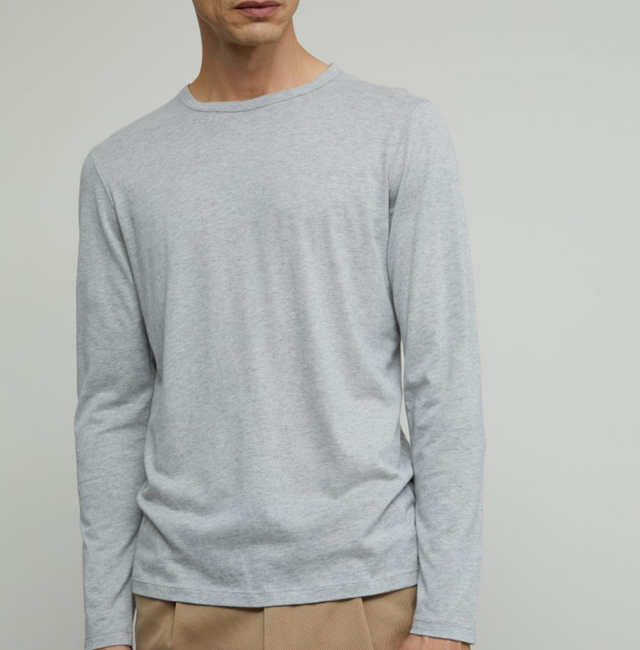 Tee-Shirt_Cachemire_Manches_Longues_Closed_Grey