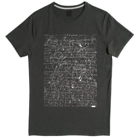 Tee-Shirt StepArt Aux Larmes Black Used