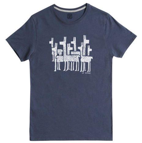 Tee-Shirt StepArt La Clique Dark Blue