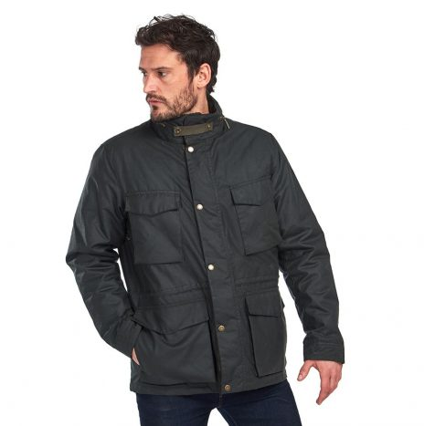Veste Barbour Roble Wax Sage