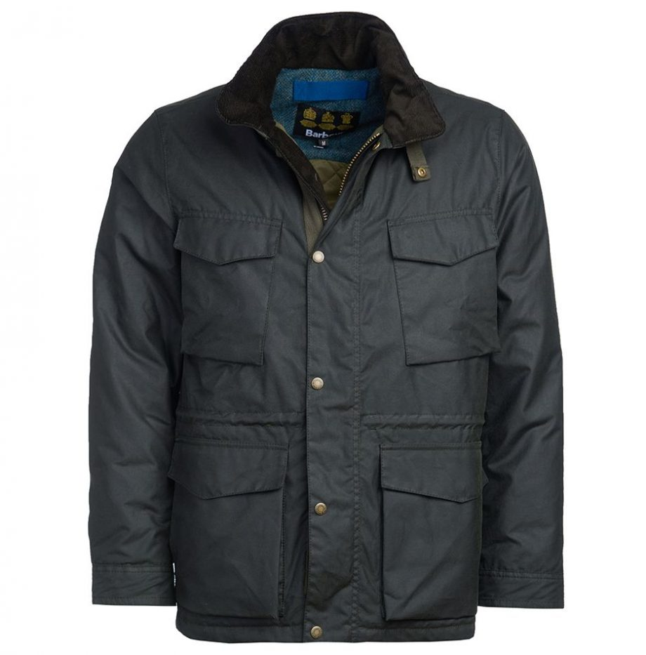 Veste_Barbour_Roble_Wax_Sage_2