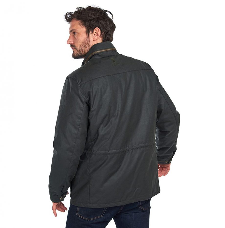 Veste_Barbour_Roble_Wax_Sage_4