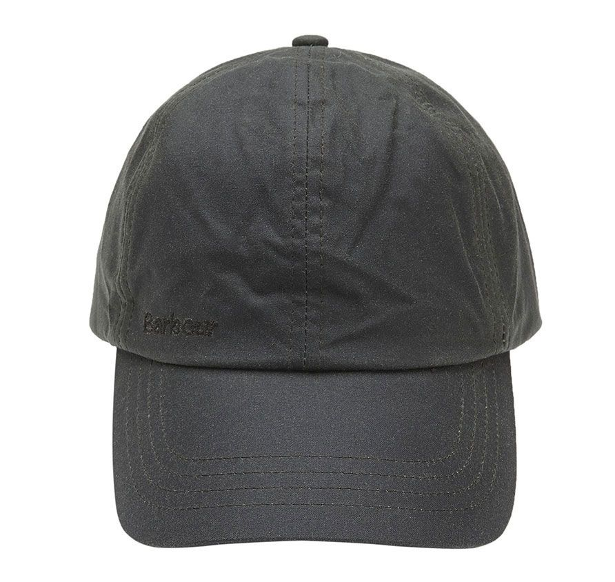 Casquette Sports Barbour Olive_1