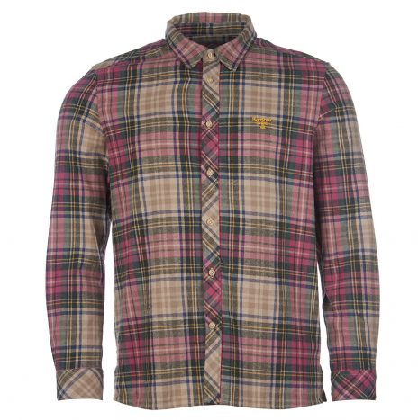 Chemise Barbour Beacon Cornerstone Stone