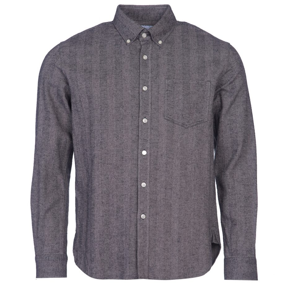 Chemise_Barbour_Junction_Check_Grey_Marl
