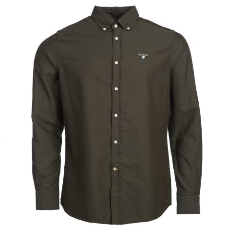 Chemise Barbour Oxford Forest