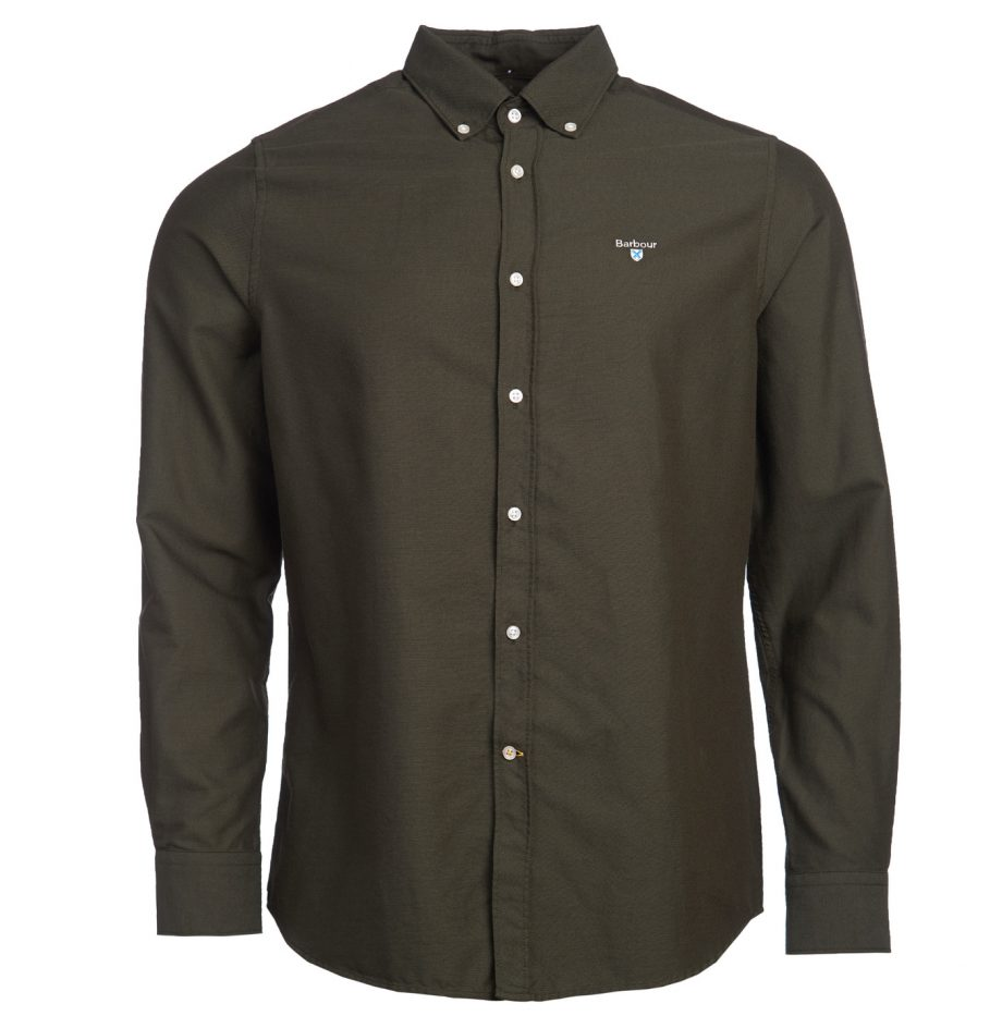 Chemise_Barbour_Oxford_Forest