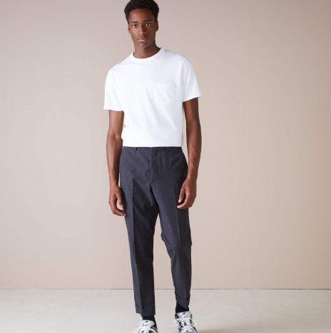 Pantalon Bellerose Frons Anthracite