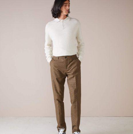 Pantalon Bellerose Porths Check A