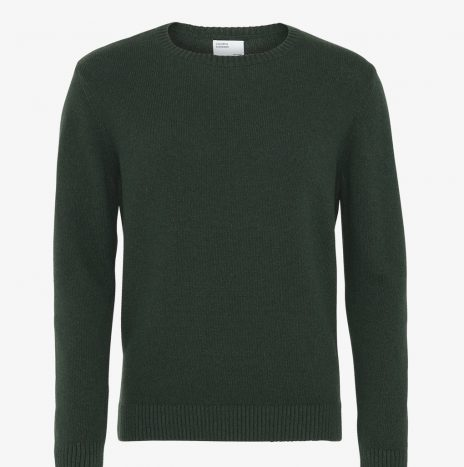 Pull Classic Merinos ColorFul Standard Hunter Green
