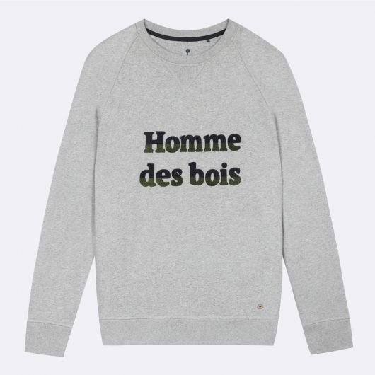 Sweat_Homme_Des_Bois_Faguo_Gris