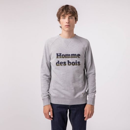 Sweat_Homme_Des_Bois_Faguo_Gris_2