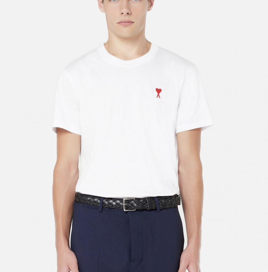 T-shirt_Ami_de_Coeur_Blanc