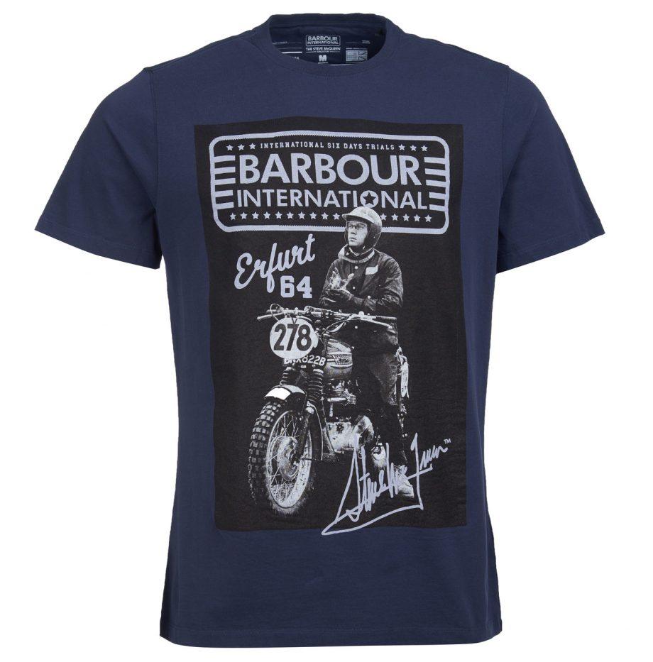 Tee-Shirt_Barbour_Steve_McQueen_Ringa_Navy