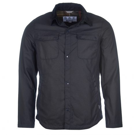 Veste/SurChemise  Barbour Beacon Akenside Navy